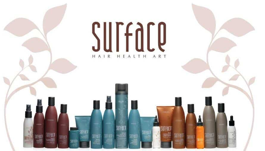 Surface Haircare